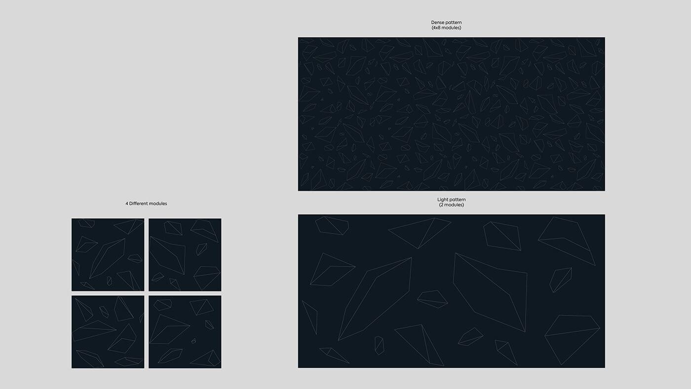 DW-Pattern-modules